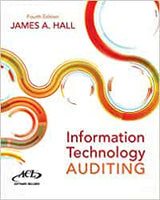 ITM595 - Hall Information Technology Auditing 4E
