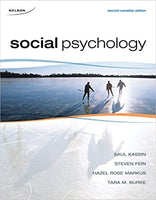 PSY504 - Kassin Social Psychology 2E