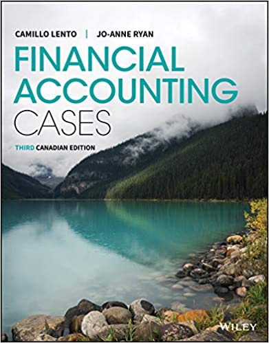 Lento Financial Accounting Cases 3E (USED)