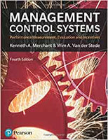 ACC803 - Merchant, Management Control Systems 4E