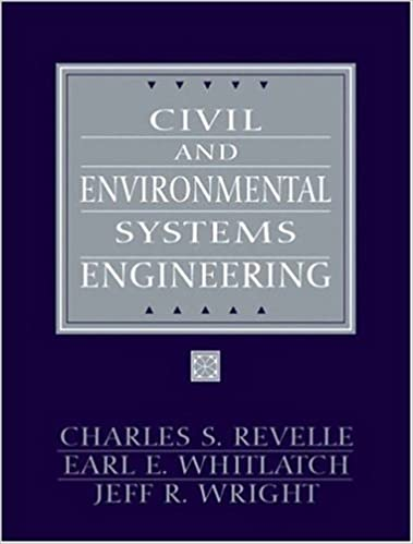 CVL609 - Revelle Civil and Environmental Systems 2E