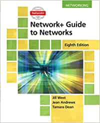 ITM301 - West Network+ Guide to Networks Paperback 8E (USED)
