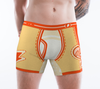 Rattle Bolt ToyBoxers - Boxer Briefs (Orange) - PretendAgain