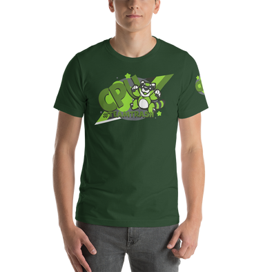 Gaming Party T-Shirt CPU (Team Trash) - PretendAgain