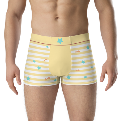 Toy Music Master ToyTrunks - Trunk Briefs (Yellow) - PretendAgain