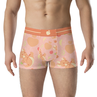 Fruit Dragon ToyTrunks - Trunk Briefs (Peach) - PretendAgain