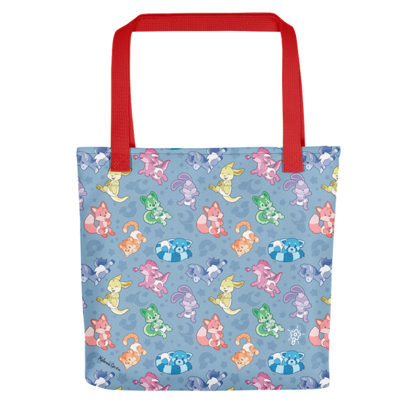 Bouncy Tote/Grocery Bag - PretendAgain