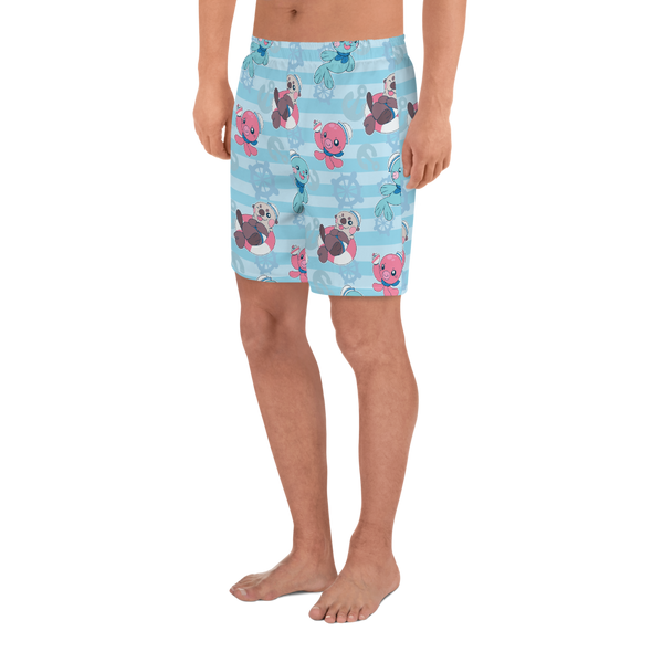 Cutie Crew Long Shorts (Men's) - PretendAgain