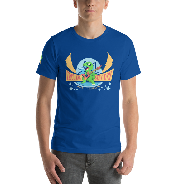 Cool Kidz Stay Dry T-Shirt (Launch Edition) - PretendAgain