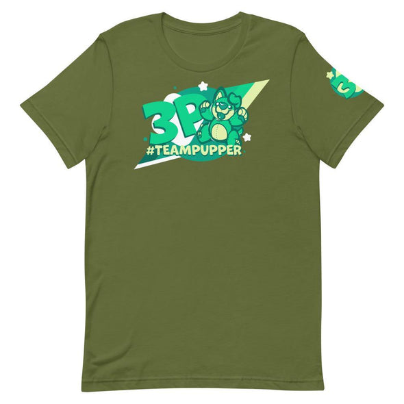 Gaming Party T-Shirt 3P (Team Pupper) - PretendAgain