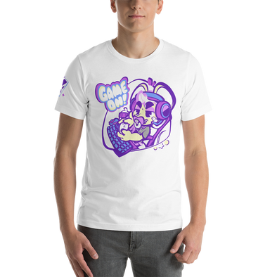 Game On! Shirt (Bubblegum) - PretendAgain
