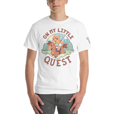 On My Little Quest Shirt (Men's) - PretendAgain