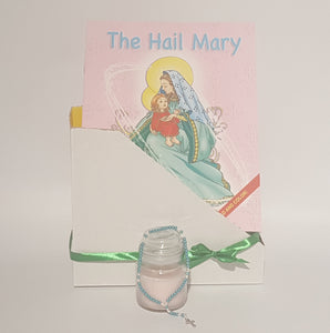 The Hail Mary Book