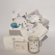 Load image into Gallery viewer, Baby & Mum Luxury Hamper - White