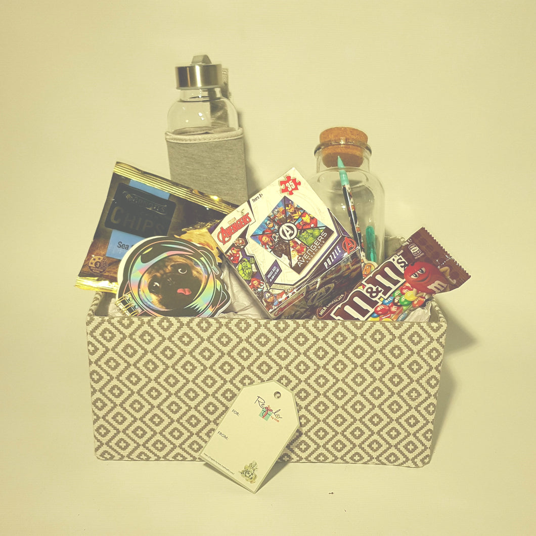 Activity Hamper - Avengers