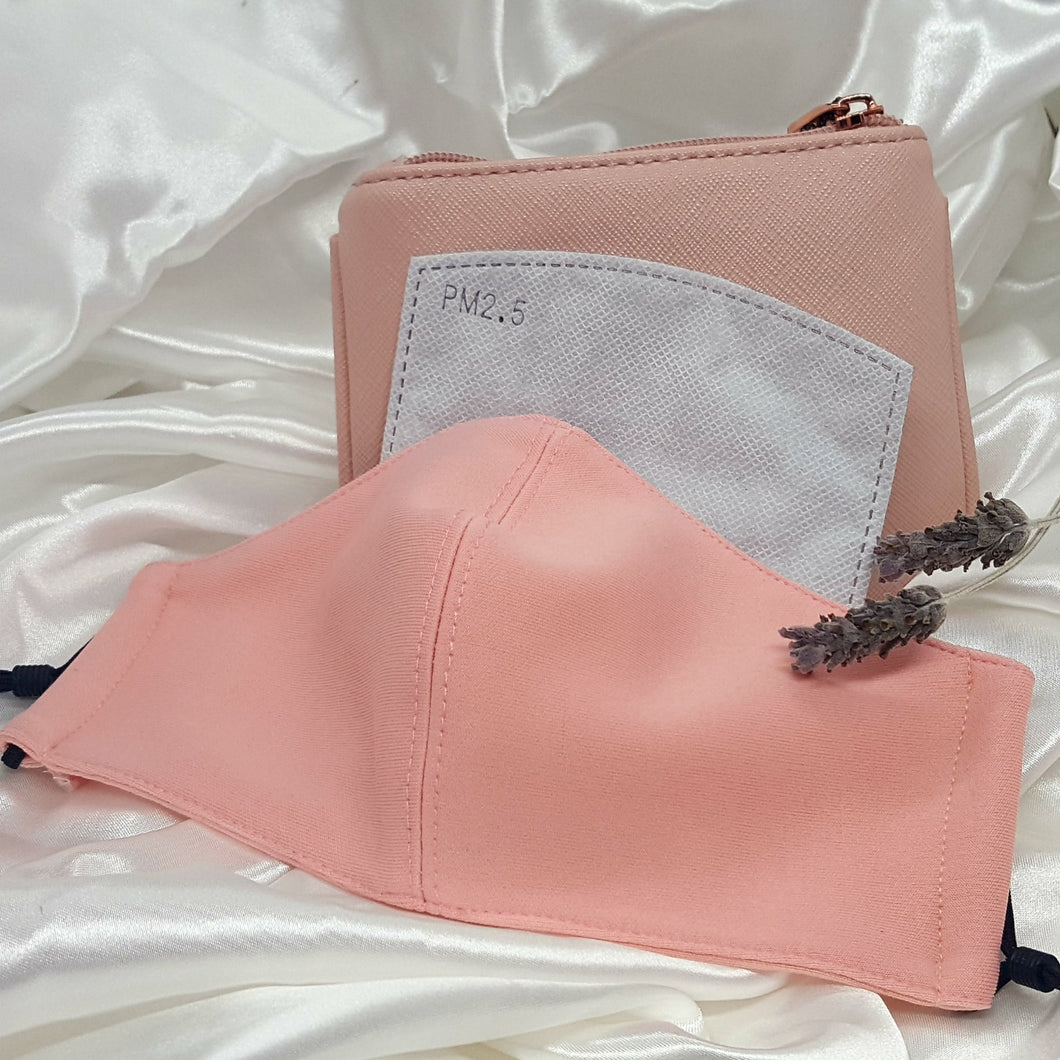 Peach Purse Pack