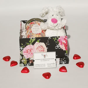 Bunny Stuff Toy Hamper