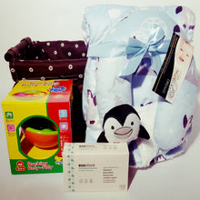 Load image into Gallery viewer, Baby Hamper Rocking Toy - Blue