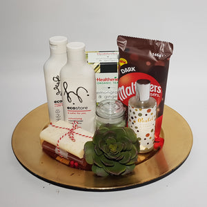 Bath Set Hamper
