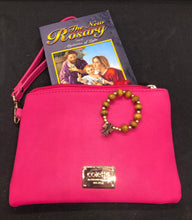 Load image into Gallery viewer, Mini Rosary & Purse Gift Hamper