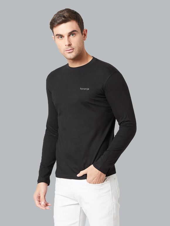 Full Sleeve Crew Neck T-Shirt