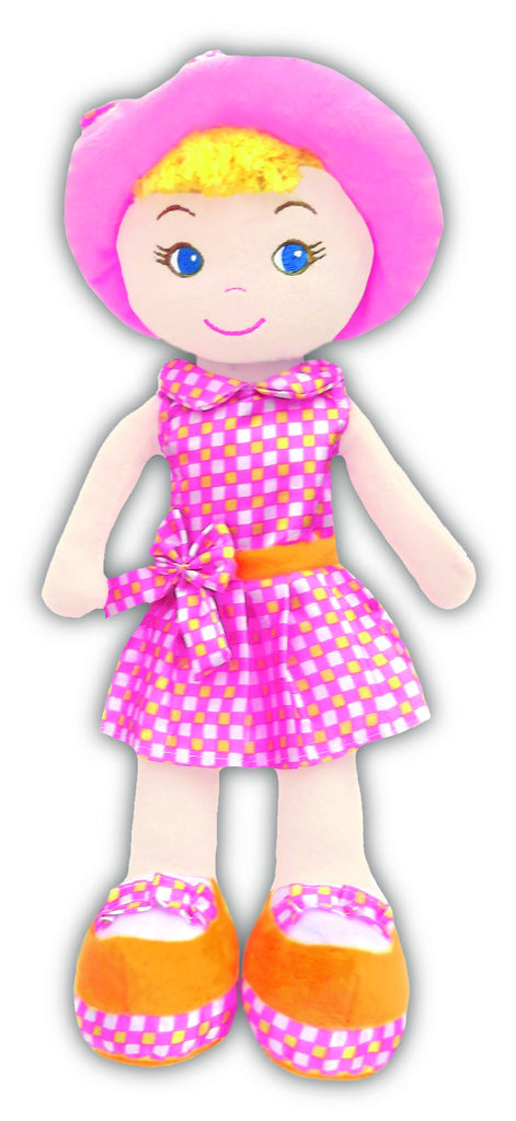 Cameron Gingham Cutie baby doll - sale!