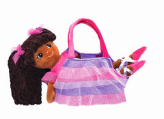 Elana Ballerina Doll with purse