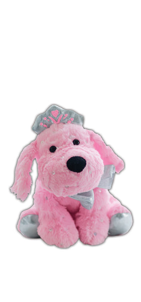 Jewels Plush Puppy