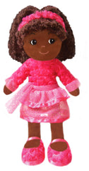 Elana Dancer Plush Tutu Doll with Purse- sale!