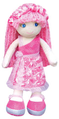 New! Leila Roses & Sparkles Doll & Purse set