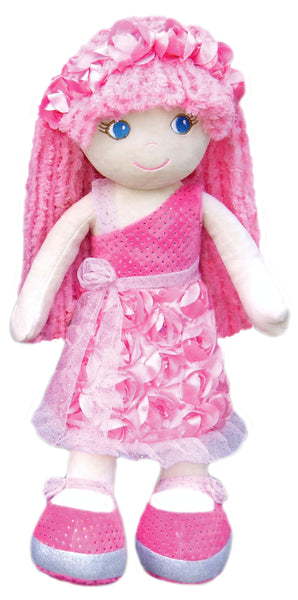 New! Leila Roses & Sparkles Toddler Doll