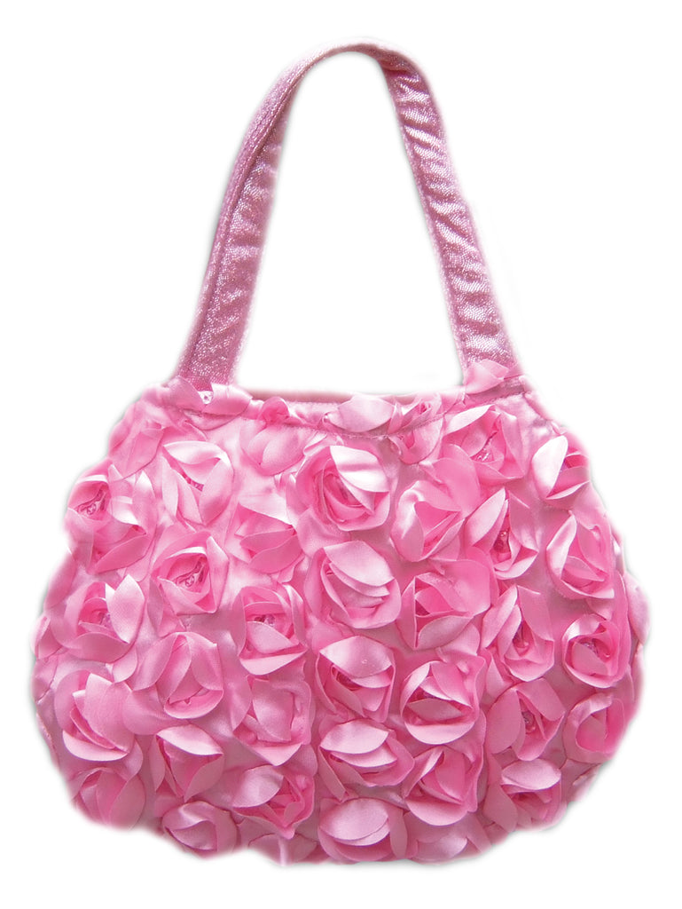New! Rose Flower Toddler purse