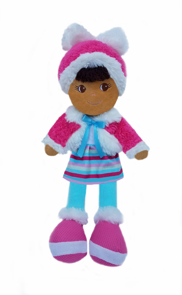 Elana Winter Blues Baby Doll- sale