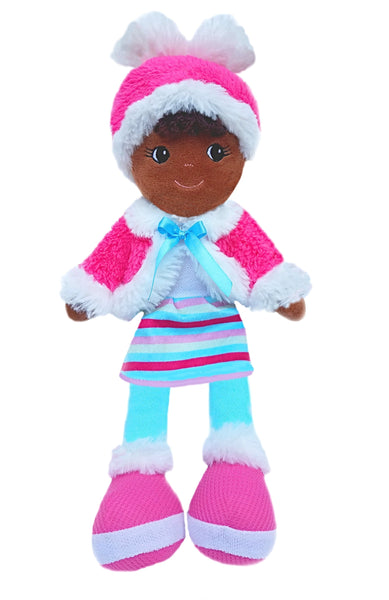 Elana Winter Blues Baby Doll - sale