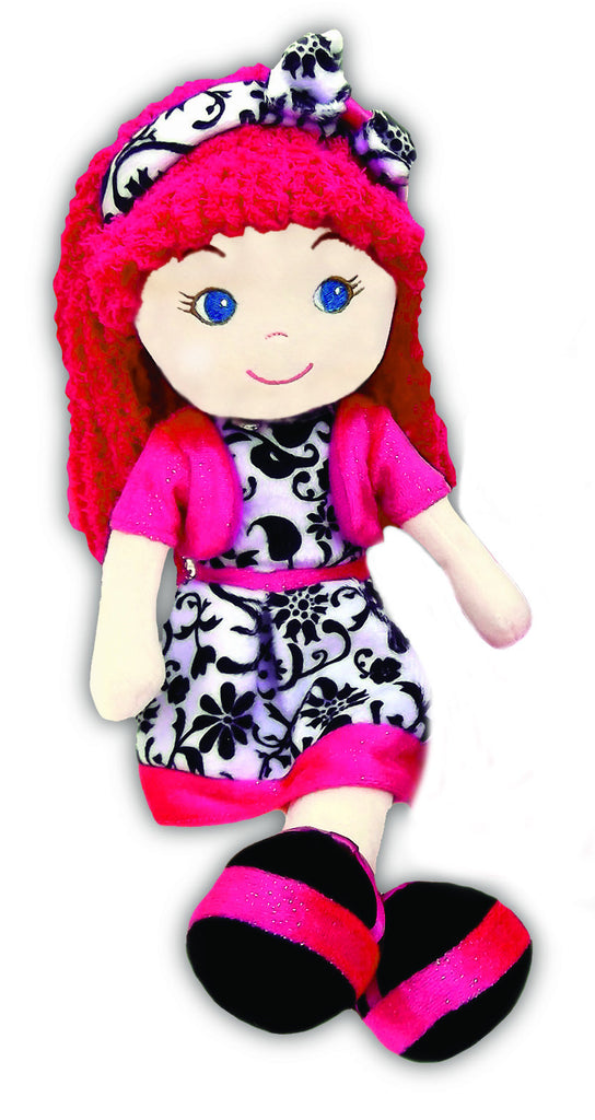 Leila Holiday Dress up Doll- sale!
