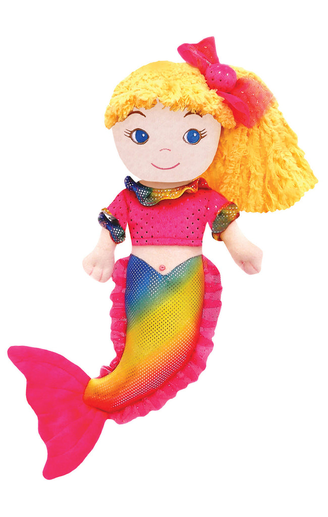 Cameron Rainbow Mermaid Doll - SALE!
