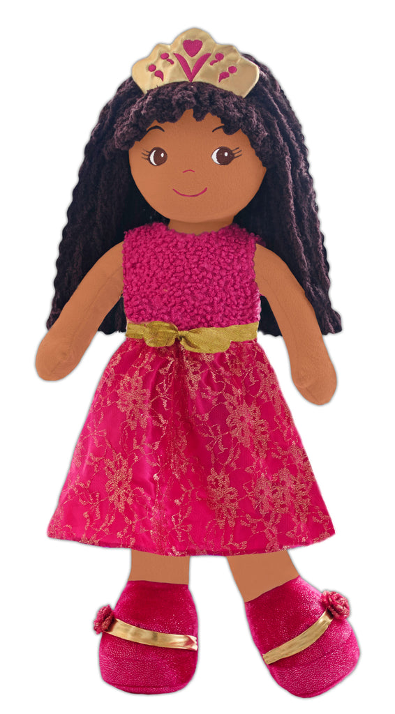 Lifesize Elana Princess Rag Doll- sale!