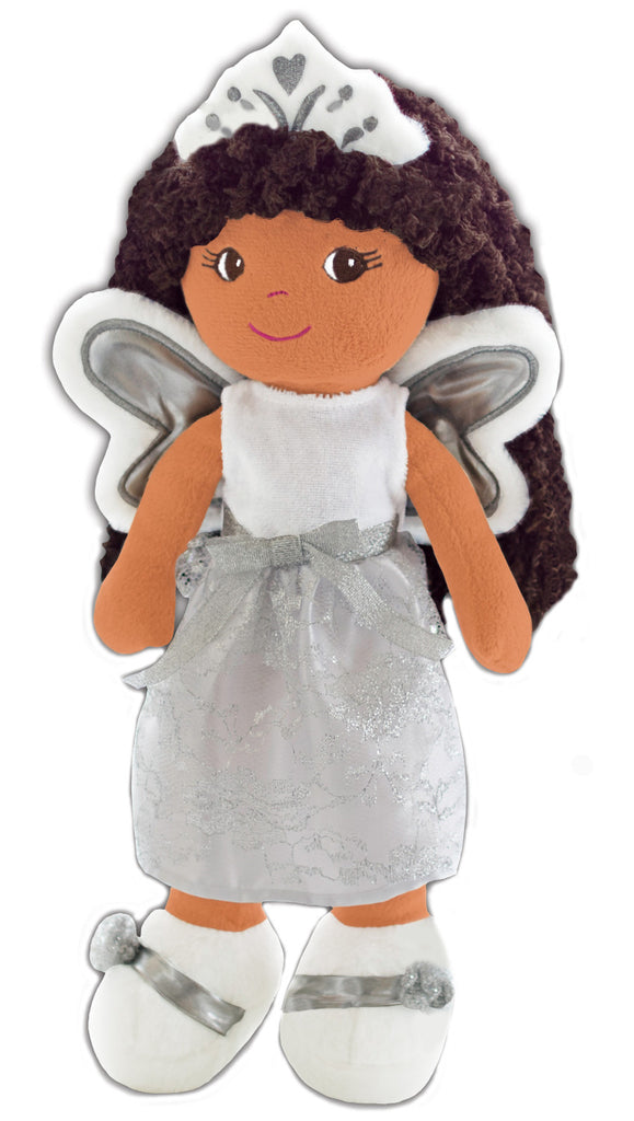 New! Elana Silver Angel Baby Doll