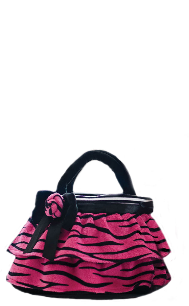 Zebra Toddler Purse