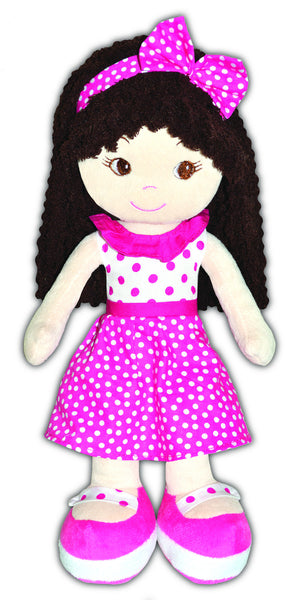 Jessica Pretty in Pink Baby Doll - sale!