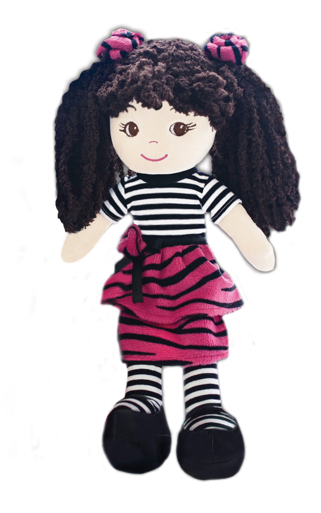Jessica dress up Toddler rag doll- sale!