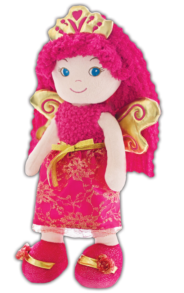 Leila Fairy Princess Doll- sale!