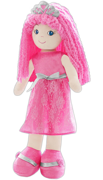 Lifesize Leila Princess Rag Doll- sale!
