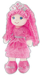 Leila Princess Doll with bag