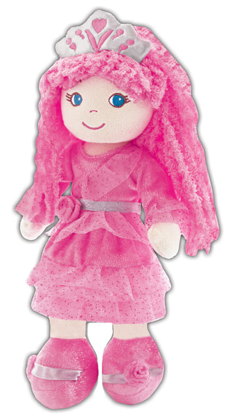 Leila Princess Rag Doll- sale!
