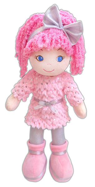 Leila RockStar Plush Doll- sale!
