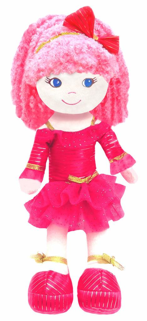 New! Leila Sparkle Dancer Baby Doll
