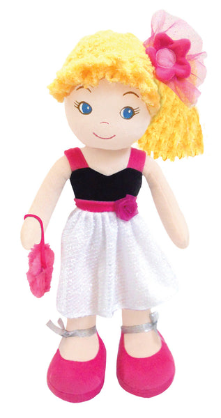 Victoria Prom Night Rag Doll - sale!