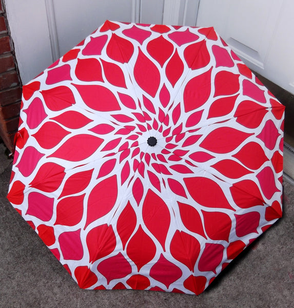 Flower Bloom Compact Umbrella-Auto Open/Close - sale!