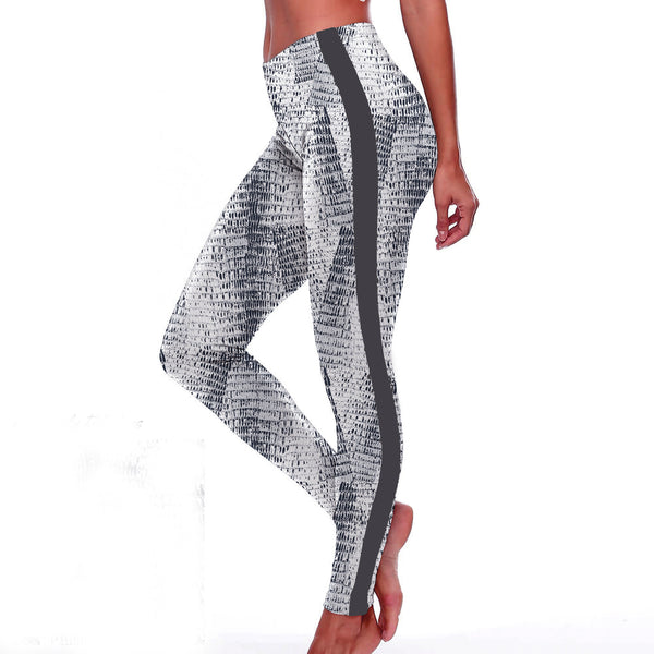 Trendy Animal print leggings